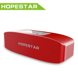 $enCountryForm.capitalKeyWord NZ - Wholesale- Hopestar H11 Stereo Hifi Bluetooth Mini Speaker Portable Wireless Speakers MP3 Loudspeaker Car Handsfree MIC Audio Player ,Suppor
