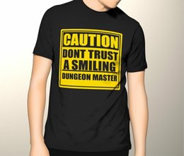 $enCountryForm.capitalKeyWord Australia - Dungeons and Dragons Shirt, DND Shirt, Don't Trust a Smiling Dungeon Master
