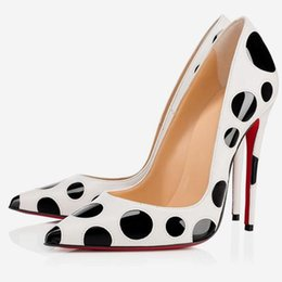 fine silver glitter Canada - 2020 pump Patent leather wedding shoes pointed toe fine heels sexy woman red Black high heels Purple Leopard print Serpentine sheepskin C3f