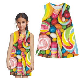 $enCountryForm.capitalKeyWord NZ - Kids Dress Clothes Children Clothing For Girls Toddler Summer Beach Party Holiday Brand Girls Dress Summer Stly New Y19061701