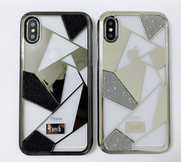 Cellphone Cases Designs Australia - New Tempered Glass design phone case cover For Iphone XS Max XR X 8 7 6 Plus Full Body Protection Cellphone Shell
