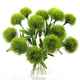 "$enCountryForm.capitalKeyWord Australia - Fake Single Stem Dandelion 10.24"" Length Simulation Plastic Onion Ball for Wedding Home Decorative Artificial Flowers"