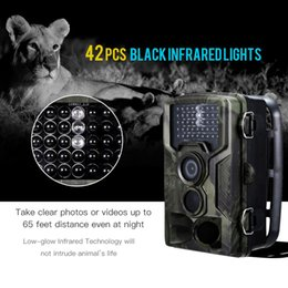 Motion Games Australia - 4G 1080P 16MP Infrared Hunting Camera Trail Camera with night Vision Motion Activated Game Cameras for Wild Scounting