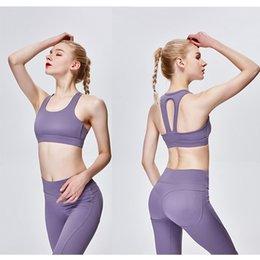 81286acd6 Sports Bra Top Yoga Bra For Fitness Running Sportswear Women Sports  Underwear Push Up Gym Wear Top Female
