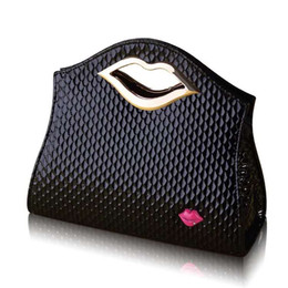 Feet sauna online shopping - Fashion trend black bath foot sauna technicians pack night DJ kit Princess KTV kit lady make up dinner Kit