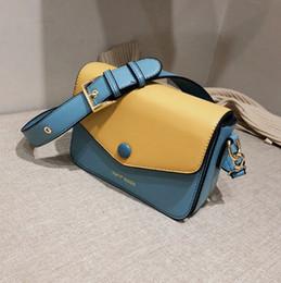 Korean Style Ladies Bags Australia - Youda Korean women's shoulder bag fashion color color ladies flip cover Messenger bag shopping mobile phone storage bag