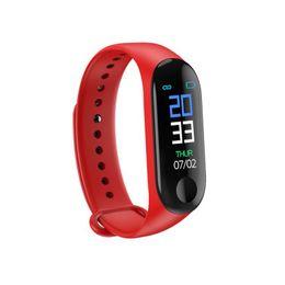 $enCountryForm.capitalKeyWord NZ - Mi Band 3 Fitbit Fitness Watch M3 Android Smart Watch Montre Bluetooth Sport Wristband Smart Bracelet Tracker Xiaomi Watch