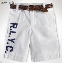 $enCountryForm.capitalKeyWord Australia - Limited Men R.L.Y.C Polo Shorts Big Pony Embroidery Cotton Summer Boys Casual Short Pants Fashion Beach Trunks Green White