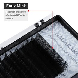 $enCountryForm.capitalKeyWord NZ - 16 Lines 7~15mm Mix Length Faux Mink Full Size False Eyelashes Individual Volume Eye Lashes Makeup Extension Tools C J B D Curl