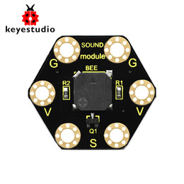 $enCountryForm.capitalKeyWord Australia - Keyestudio Passive Buzzer Sound Module For BBC micro:bit
