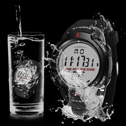$enCountryForm.capitalKeyWord Australia - SYNOKE Men's Watch 30M Waterproof Electronic LED Digital Watch Men Outdoor Mens Sports Wrist Watches Stopwatch Relojes Hombre