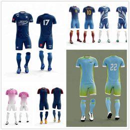 f3c3e18df Customized Team Soccer Uniforms Kids Adult jerseys Soccer Suit for Football  Training Men Sports sets