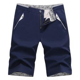 New fashioN koreaN meN s online shopping - Summer Fashion Men s Shorts Korean Version of Solid Color Men s Pants Thin Section Five Pants New Casual