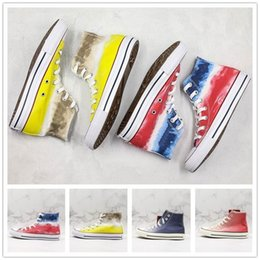 $enCountryForm.capitalKeyWord Australia - Canvas Chuck all Classic Shoes Star Fashion Designer High Quality 2019 New Look Blue Yellow Red Casual Sneakers Size 35-44