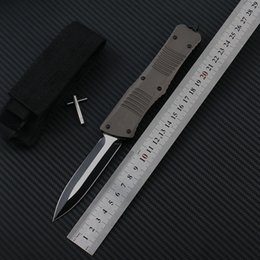$enCountryForm.capitalKeyWord Australia - Eagle claw 03 2019 Art knife (CNC D2 steel black wire drawing) Camping knife 6061-T6 Aviation aluminum alloy Outdoor hunting knives EDC tool