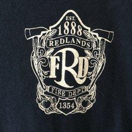 Fire Department NZ - Redlands Fire Department 1354 Tee Shirt California Men's Medium Men Women Unisex Fashion tshirt Free Shipping Funny Cool Top Tee White