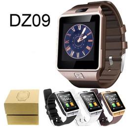 Dz09 smart watch gt08 u8 ai q18 pulseira android iphone iwatch inteligente sim rastreador inteligente do sono do telefone móvel relógios inteligentes venda por atacado