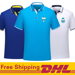 Wholesale mixed polo shirts for sale – custom Free DHL Shipping Spal soccer Polo Shirt men Short Sleeve polos training Football T Shirt Jersey can be mixed batch Men s Polos