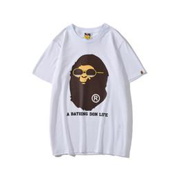 Wholesale newest summer t shirts for sale – custom Newest Summer Men s Cartoon Cartoon Print Short Sleeve T shirts Teenager Casual Round Neck Short Sleeve Hip Hop T Shirts