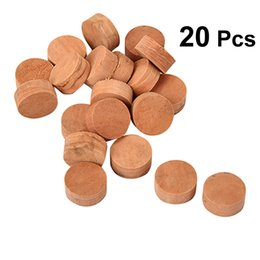 $enCountryForm.capitalKeyWord NZ - 20pcs Saxophone Cork Mats Trumpet Cornet Spit Value Pads for Musical Instrument