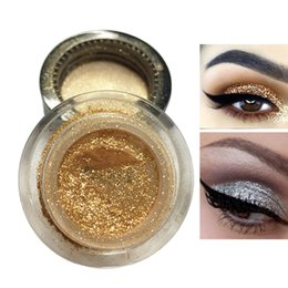 Sombra de ojos RedBlack diamond maquillaje brillante brillante Attached Glitters Eyeshadow Diamond Make Up para mujeres maquillaje