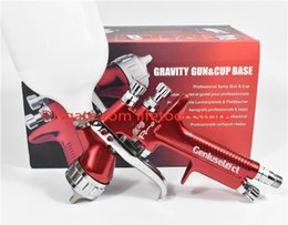 high efficiency cars NZ - Wholesale and retail GFG Pro professional spray gun LVMP car paint gun, painted high efficiency GFG SPRAY GUN
