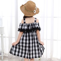 $enCountryForm.capitalKeyWord Australia - Summer Fashion Girls Dress New Style Casual Dress Cothes Costume Casual sleeveless Dresses Cutea Baby Girl for 3-7 Year Girls