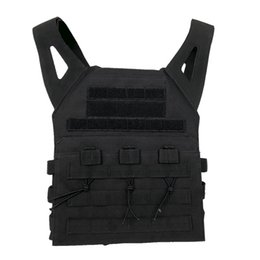 Discount tactical body armor - Tactical Plate Carrier Ammo Chest Rig JPC Vest Airsoftsports Paintball Gear Body Armor For Hunting Equipment