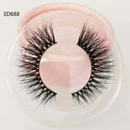 Cheap Cotton Stalks Australia - Cheap price with high quality 3D true mink eyelashes Factory direct sale natural real mink 3d eyelashes with customized package