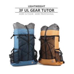 Ultralight gear online shopping - 3F UL GEAR TUTOR26 UHMWPE Nylon D Cordura Ultralight Waterproof Outdoor Climbing Bag Bear Backpack Hiking Bags