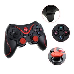 Xbox Controller Wireless For Pc Australia - T3 X3 Wireless Joystick Bluetooth 3.0 Gamepad Gaming Controller Gaming Remote Control for Tablet PC Android Smart mobile phone DHL