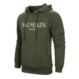 Wholesale woman clothing black white for sale – plus size 2020 Brand Designer Balmain Men women Sweatshirt Jackets Clothing Black White Pink EURO Size Hoodies BALMAIN