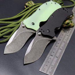 $enCountryForm.capitalKeyWord Australia - High Quality Folding Pocket Knife G10 Camping Knife S30V Blade Wash Stone Tactical Knife Hunting High Hardness Outdoor EDC Emergency Gear
