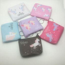 Chinese  Cartoon coin purses women mini wallets cute card holder ladies key money bags for girls purse Female kids children pouch VT0086 manufacturers