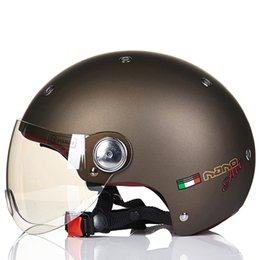 $enCountryForm.capitalKeyWord Australia - Beon helmets spring and summer men's lady motorcycle electric car half cover half helmet restoring ancient ways