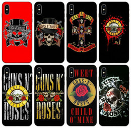 samsung k8 UK - [TongTrade] Pouch Guns N Roses Case For iPhone 11 Pro Max X XS XR 8s 7s 6s 5 SE Samsung J2 J3 J5 J7 Prime Huawei P Smart LG K8 Soft TPU Case