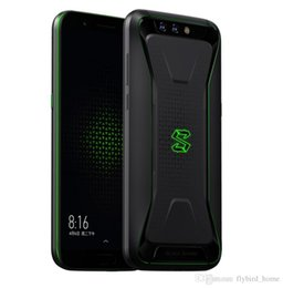 Xiaomi dual sim online shopping - Original Xiaomi Black Shark Gaming Phone Blackshark GB GB Snapdragon quot Full Screen Octa Core mAh Heisha