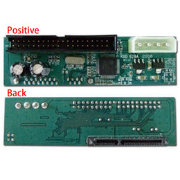 $enCountryForm.capitalKeyWord Australia - Yity88 Pata IDE To Sata Hard Drive Adapter Converter 3.5 HDD Parallel to Serial ATA(9.6 * 2.6 * 2.4cmGreen)