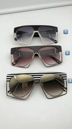 Super Nose Australia - Luxury-The 2018 style sunglasses for both men and women are super slim with a nose size of 58-14-145 comfortable