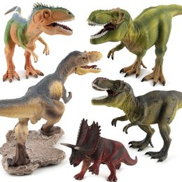 $enCountryForm.capitalKeyWord Australia - Simulated Jurassic Dinosaurs Model Toys Dragon Animal Action Figure Educational Toy For Children Kids Home Decor Collection Gift