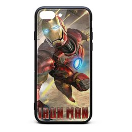 $enCountryForm.capitalKeyWord Australia - Iron man poster fly iphone cases custom designer case hard duty protective case printted classic phone cases shock-absorption phone case