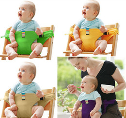 $enCountryForm.capitalKeyWord Australia - Baby Chair Portable Seat Belt Infant Seat Product Toddler Feeding Lunch Safety High Chair Shoulder Strap Infant chair seat Belt K0076