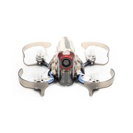 Discount metal upgrade - High Power TransTec Attack 66 F4 OSD 1S Tiny Whoop FPV Racing Drone PNP with Caddx Firefly 1200TVL Camera Upgrade 2019