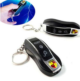 $enCountryForm.capitalKeyWord Australia - Practical Joke Car Toy Electric Shock Gag Car Remote Control Key Funny Trick Prank Toy Gifts Simulation Car Remote Control Toy