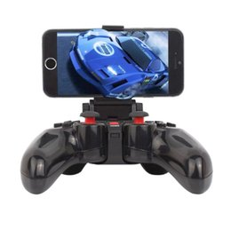 Tablet Wireless Controller Australia - Hot sale Bluetooth Wireless Game gamepad Controller Joypad for Android IOS Apple Smart Mobile Phone Tablet PC free shipping