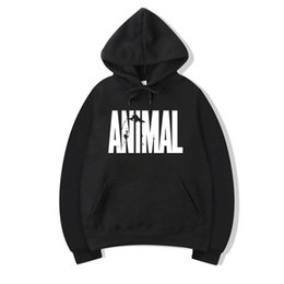 $enCountryForm.capitalKeyWord UK - Nice Animal Hoodie Print Hoodies Men Fashion Tracksuit Male Sweatshirt Hoody Mens Hoodie