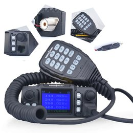 Two mobile radio online shopping - Ship from RU SOCOTRAN ST D Quad Band Quad Standby car radio MHz MHz MHz MHz CH Mobile Radio