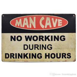 $enCountryForm.capitalKeyWord Canada - man cave l station lastest 20*30cm blond beauty motorbicycle Tin Sign Coffee Shop Bar Restaurant Wall Art decoration Bar Metal Paintings