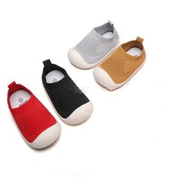 $enCountryForm.capitalKeyWord Australia - Children's shoes 2019 spring new baby toddler kid soft bottom shoes boys and girls indoor shoes