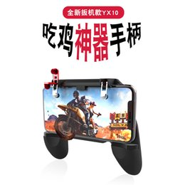 Apple Wireless Controller Australia - Smart2019 Eat Artifact Handle The Jedi Seek Survival Stimulate Battlefield Mobile Phone Game Auxiliary Apple Security Dedicated To Zhuo Hand